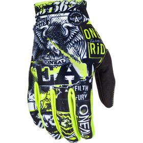 O'Neal Matrix Gloves attack black/hi-viz